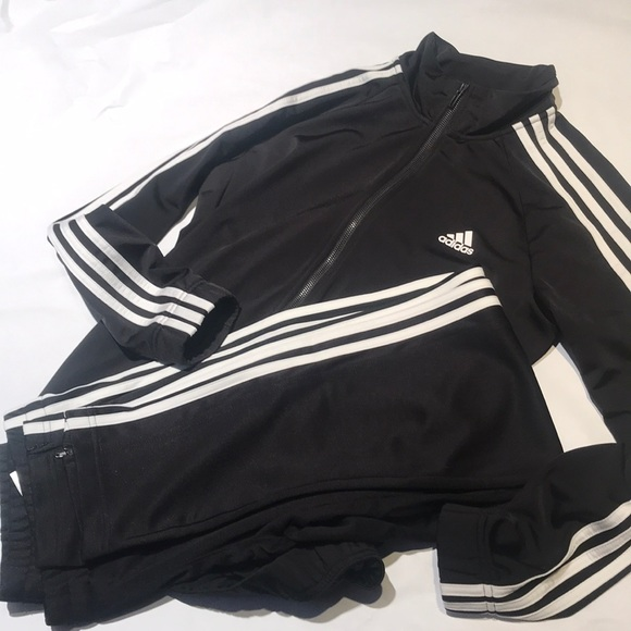 adidas sportswear jogging suit